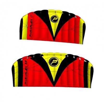 38942bff4acf7 Latawiec Paraflex Wolkensturmer Sport 1.7 z barem czerwony
